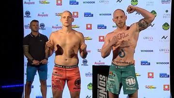 Babilon MMA 14: Wyniki ważenia