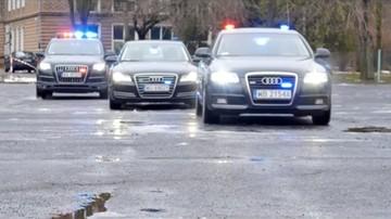 Kierowcy SOP będą doszkalać swoje umiejętności jazdy