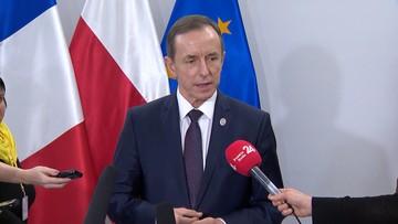 """Grodzki chce, aby dotację dla mediów publicznych """"szybko"""" przekazać na inny cel"""
