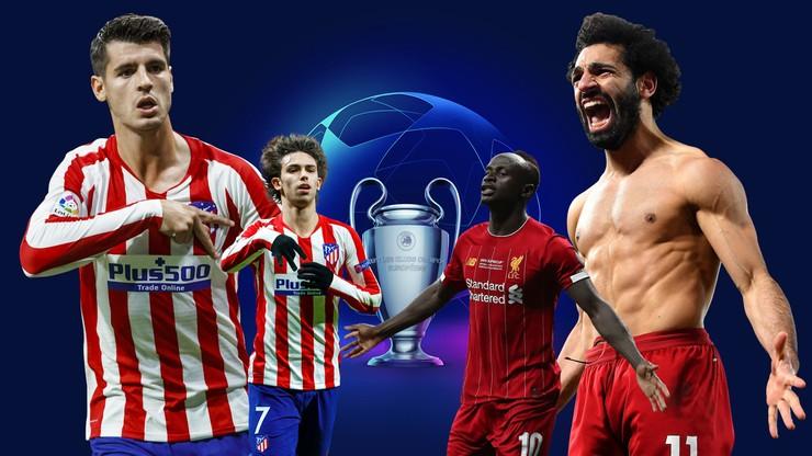 Liga Mistrzów: Atletico Madryt - Liverpool FC. Relacja i wynik na żywo