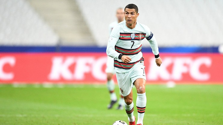 Cristiano Ronaldo ma koronawirusa! - Polsat Sport