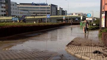 Awaria wodociągowa w Warszawie. Przerwy w dostawach wody