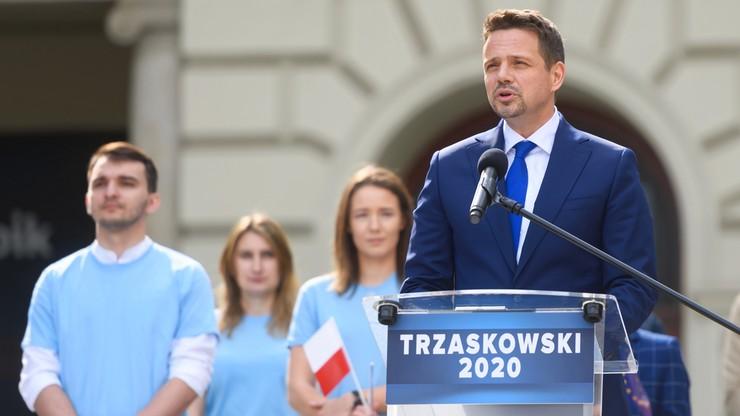 Kto ma problem z komunią syna Trzaskowskiego? Kempa: wystarczy odpowiedzieć na pytanie