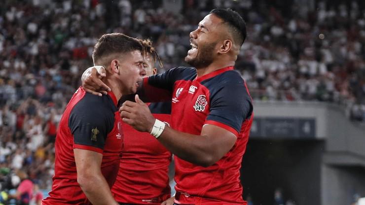 PŚ w rugby: Anglicy awansowali do ćwierćfinału