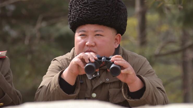 """Kim Dzong Un uciekł ze stolicy Korei Północnej? """"Powodem koronawirus"""""""