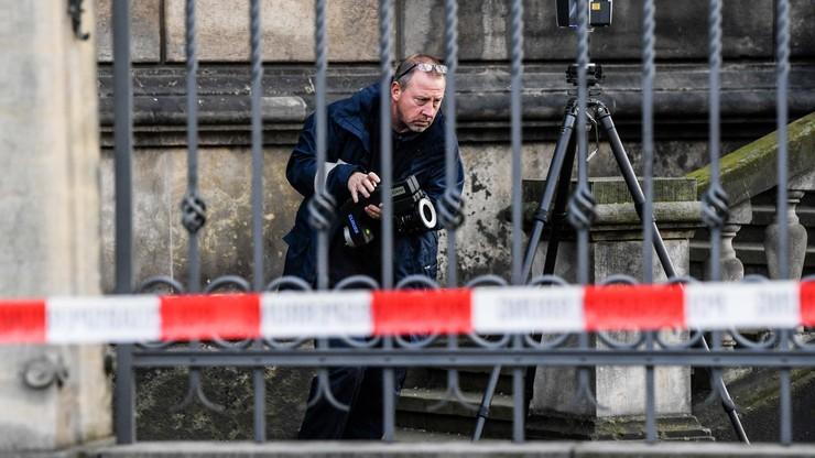 Kradzież w muzeum w Dreźnie. Pół miliona euro za pomoc w ujęciu sprawców
