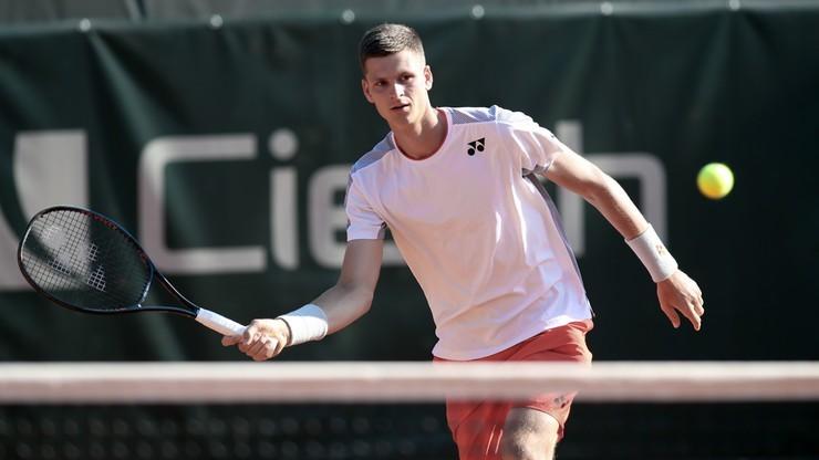 Hubert Hurkacz: Ostatnio dużo grałem w tenisa, dlatego nadszedł moment, żeby się od niego zresetować