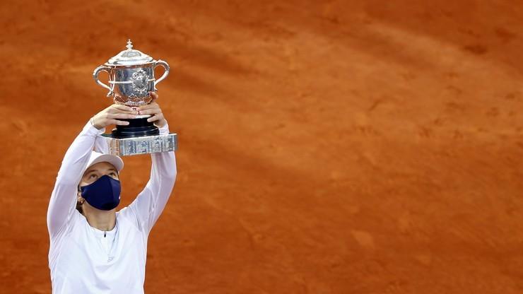 Potężny awans Igi Świątek w rankingu WTA