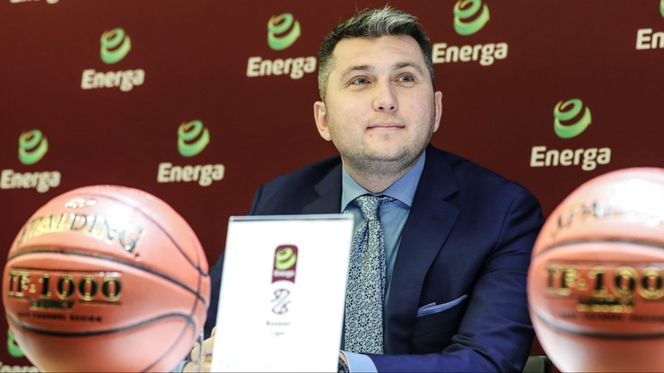 Prezes PZKosz: Staramy się, by koszykarze walczyli o igrzyska w Polsce