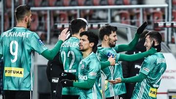 PKO BP Ekstraklasa: Legia liderem po zwycięstwie w Krakowie