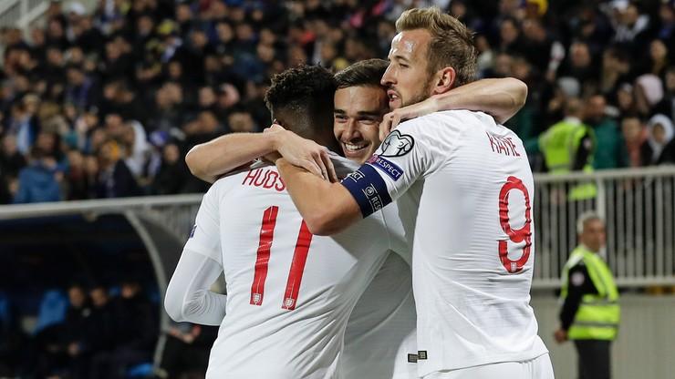 El. Euro 2020: Niesamowita końcówka i wysokie zwycięstwo Anglików