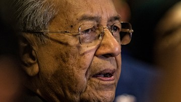Najstarszy premier na świecie podał się do dymisji