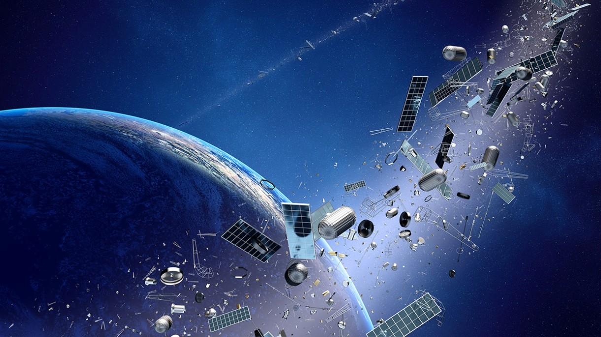 Kosmiczne śmieci to ogromne zagrożenie, Polska pomoże je szybko usunąć