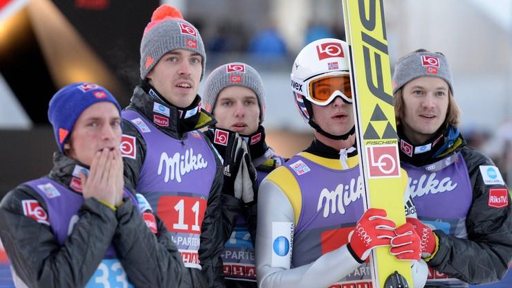 Cięcia w norweskim narciarstwie, skoczkowie stracą najwięcej