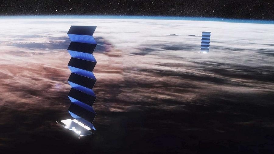 16.10.2019 08:00 SpaceX umieści na orbicie aż 42 tysiące mikrosatelitów kosmicznego Internetu