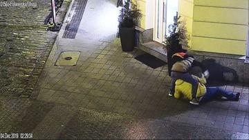 Pobił i obrabował przechodnia. Nie podejrzewał, że jest śledzony przez miejskie kamery
