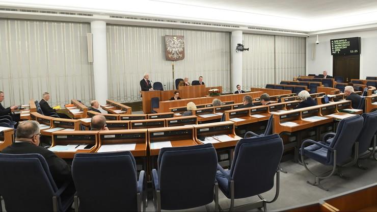 Senatorowie chcą stanąć w obronie sędziów. Izba zajmie się specjalną uchwałą
