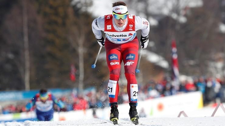 PŚ w biegach: Staręga odpadł w ćwierćfinale sprintu w Drammen