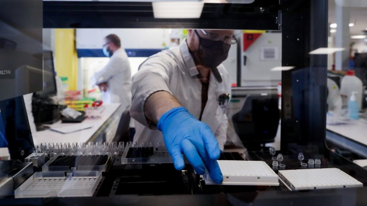 Superkomputery znalazły lek na COVID? Ruszają badania kliniczne