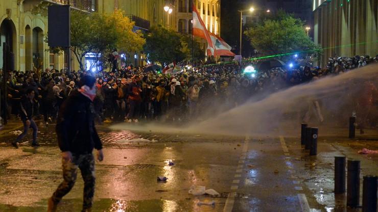Zamieszki w Libanie. Wielka liczba rannych