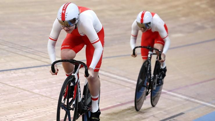 MŚ w kolarstwie torowym: Drużyna sprinterek zakwalifikowała się na IO