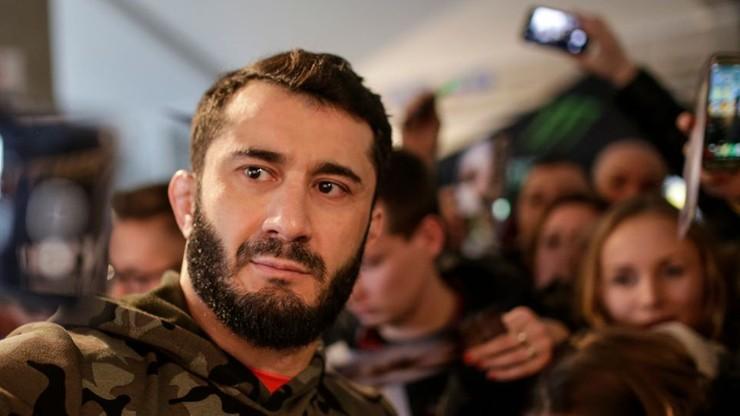 Khalidov: Po krótkiej emeryturze cieszy mnie cała otoczka