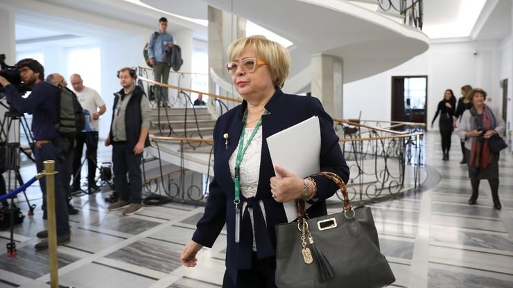 Sprawa orzeczenia TSUE. Gersdorf powiedziała, kiedy rozstrzygnięcie Sądu Najwyższego