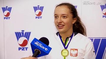 Iga Świątek w... 2015 roku. Unikatowy wywiad z przyszłą triumfatorką French Open
