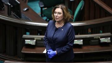 Kidawa-Błońska wzywa do bojkotu wyborów prezydenckich