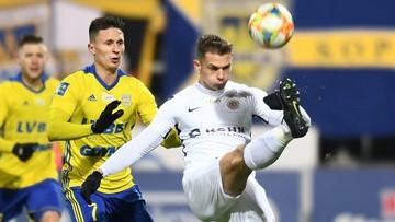 PKO Ekstraklasa: Ważne zwycięstwo Arki Gdynia z Zagłębiem Lubin