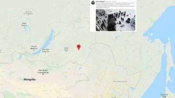 Autobus stoczył się z mostu w Rosji. Zginęło co najmniej 19 osób