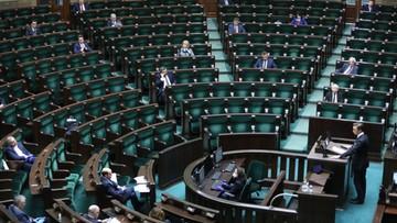 Sejm zbierze się zdalnie. Posłowie przyjęli zmiany w regulaminie