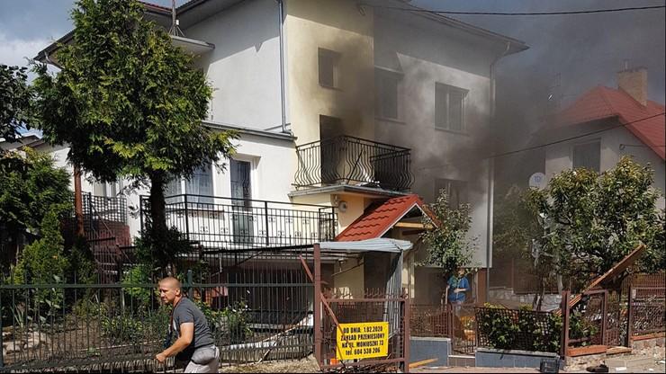 Wybuch gazu w Białymstoku. Nie żyją cztery osoby