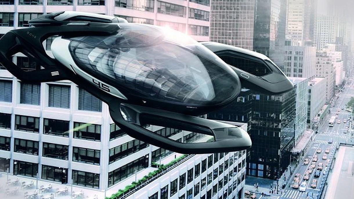 Porsche i Boeing wspólnie stworzą latające pojazdy miejskie. Zobacz ich koncepty
