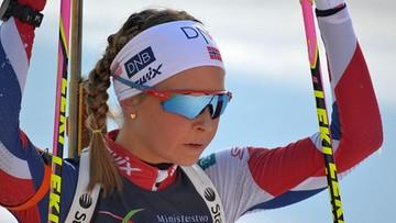Kuriozalne zatrucie biathlonowej mistrzyni świata