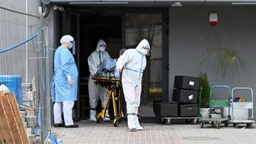 Koronawirus w gdańskim DPS-ie. 37 zakażonych