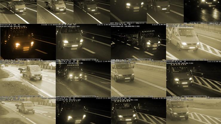 18 razy przekraczał prędkość, a fotoradary robiły mu zdjęcia. Wysokość mandatu dość zaskakująca