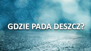 26-10-2020 09:30 Pogoda na żywo: Gdzie są teraz deszcz i burze? Śledź je na mapach!