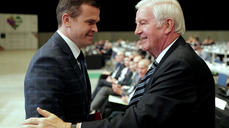 Witold Bańka oficjalnie szefem Światowej Agencji Antydopingowej