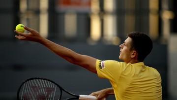 French Open: Hurkacz i Evans grają dalej