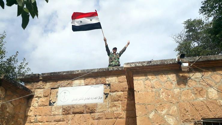 Prezydent Syrii obiecuje stawienie czoła tureckiej ofensywie