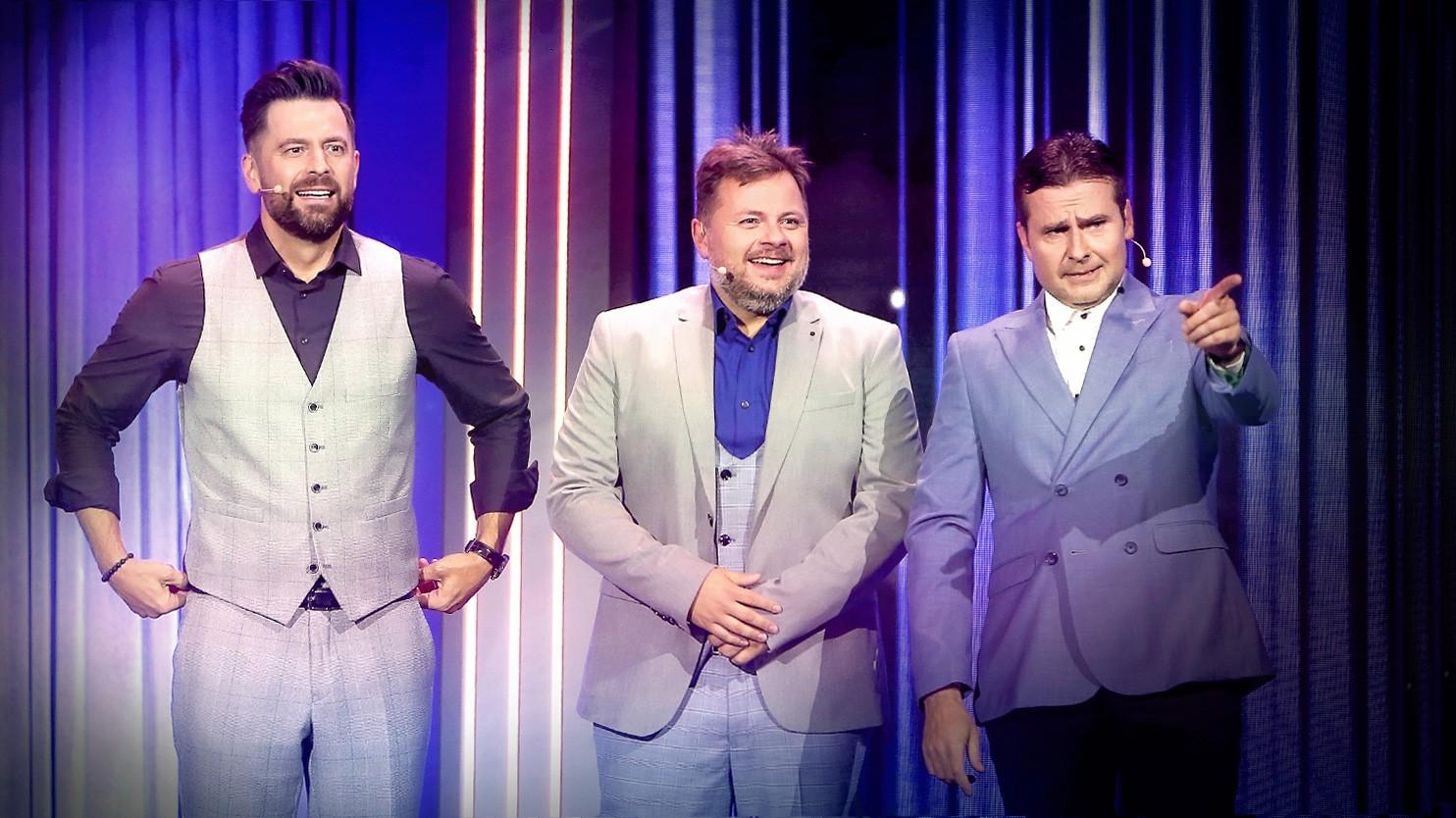 Kabaret Paranienormalni: Nowe skecze, największe hity i... - Polsat.pl