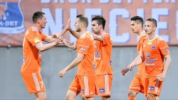 Fortuna 1 Liga: Bruk-Bet z kolejną wygraną. GKS Bełchatów blisko strefy spadkowej