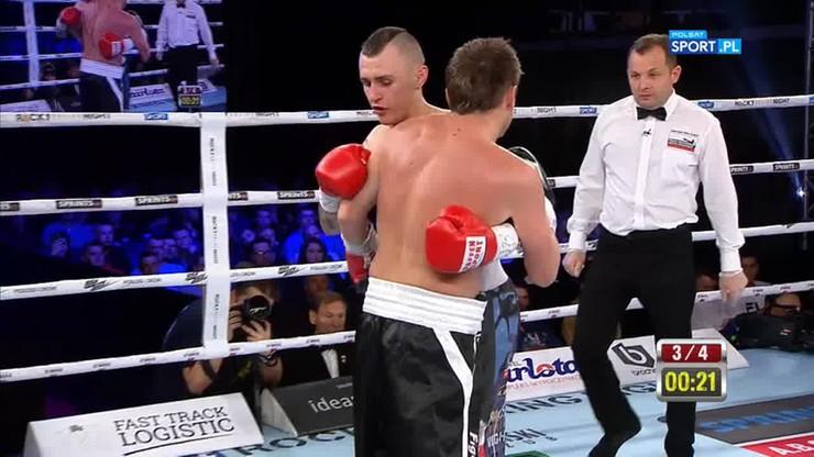 Damian Tymosz - Maurycy Gojko. Skrót walki