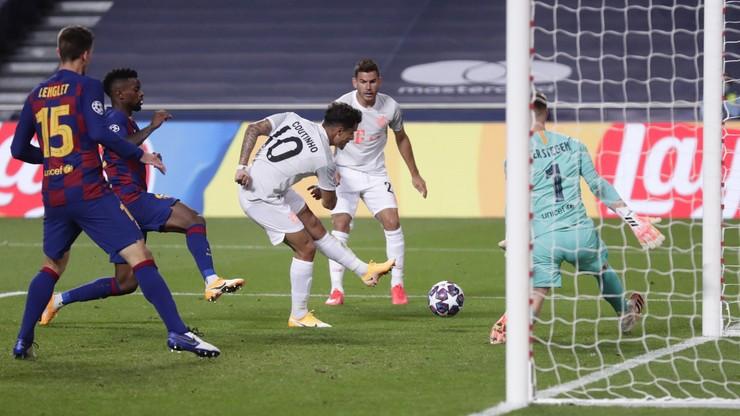 Coutinho o FC Barcelona - Bayern: To był dla mnie bardzo ważny mecz - Polsat Sport