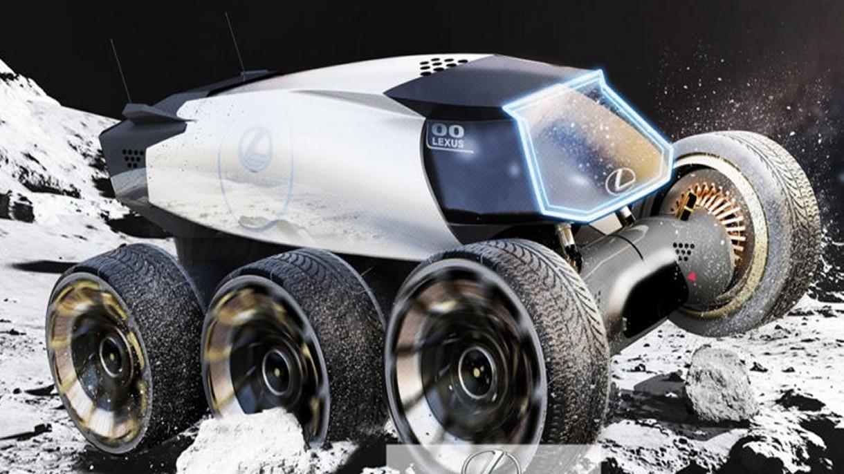 Japończycy lecą na Księżyc i zabiorą ze sobą takie futurystyczne pojazdy