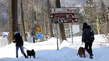 W całej Polsce przymrozki i oblodzenia, w górach śnieg