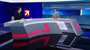 """""""Putin nie pozostanie obojętny"""". Szefowa Biełsatu o wyborach na Białorusi"""