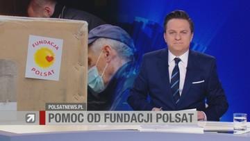 Ponad 5 mln zł od Fundacji Polsat na zakup środków ochrony osobistej dla służby zdrowia