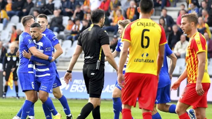PKO Ekstraklasa: Piąte ligowe zwycięstwo z rzędu Wisły Płock